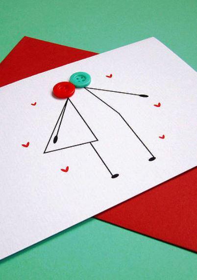 Δημιουργήστε χειροποίητες κάρτες για του Αγίου Βαλεντίνου 5