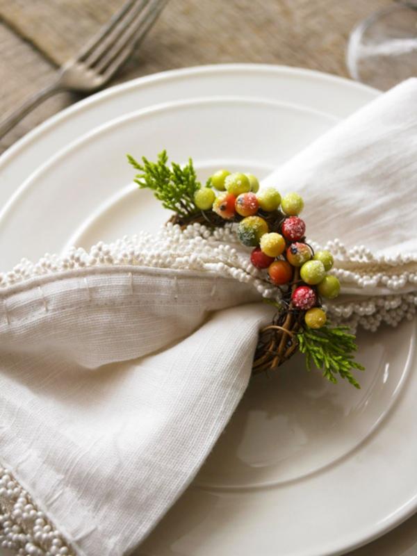 Διακοσμητικά tips για το τραπέζι σου! 1