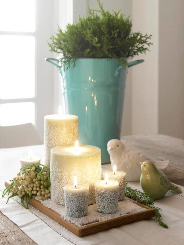 Διακοσμητικά tips για το τραπέζι σου! 6