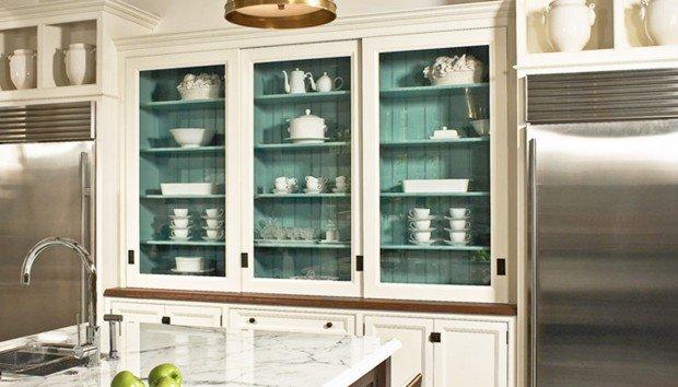 3 Τρόποι για να Ανανεώσετε Οικονομικά τα Ντουλάπια Κουζίνας 1